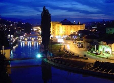 Bosna Hersek'te Üniversite Eğitim