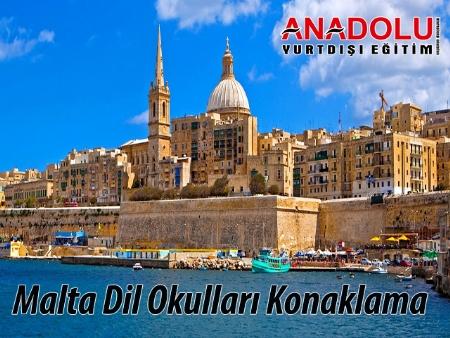 Malta Dil Okulları Konaklama