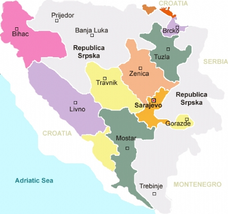 Bosna Hersek Ülke Rehberi