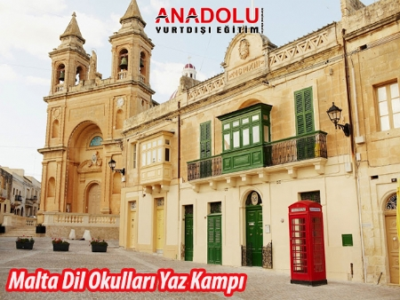 Malta Dil Okulları Yaz Kampı