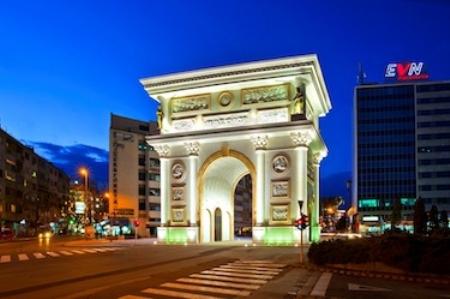Makedonya'da Üniversite Eğitim